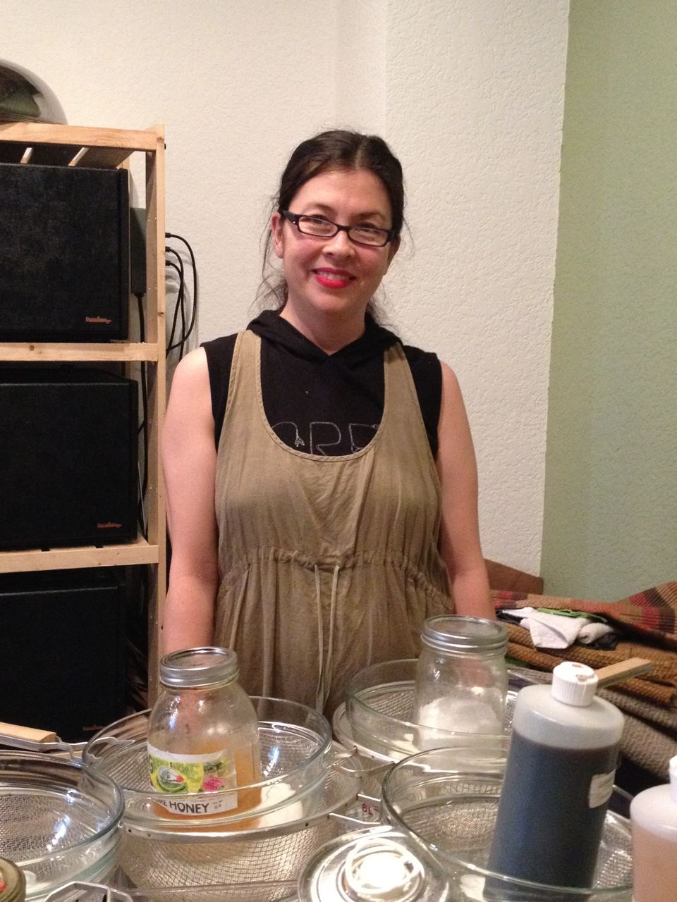 Punk Rawk Labs offers living cuisine
