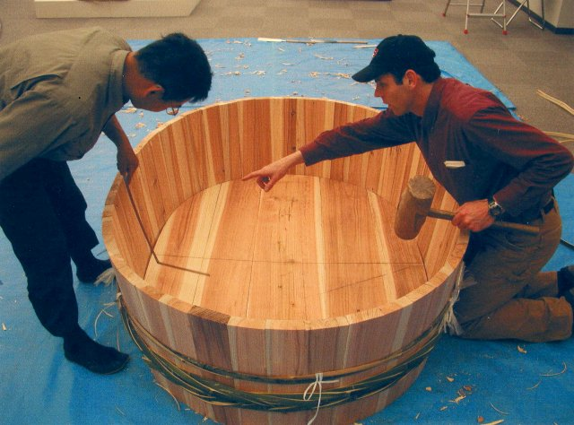 Boat builder Douglas Brooks on the art of traditional Japanese boat building