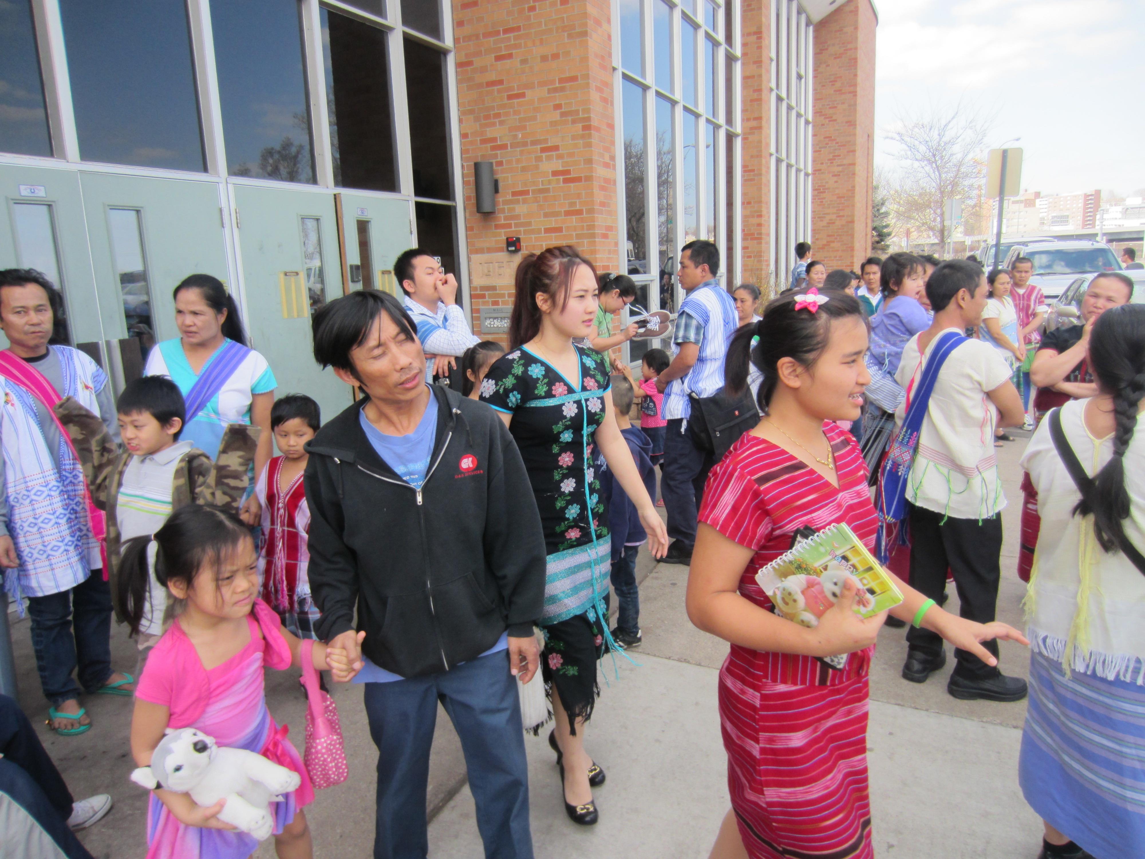 Third Home from Burma: Minnesota's Karen Community