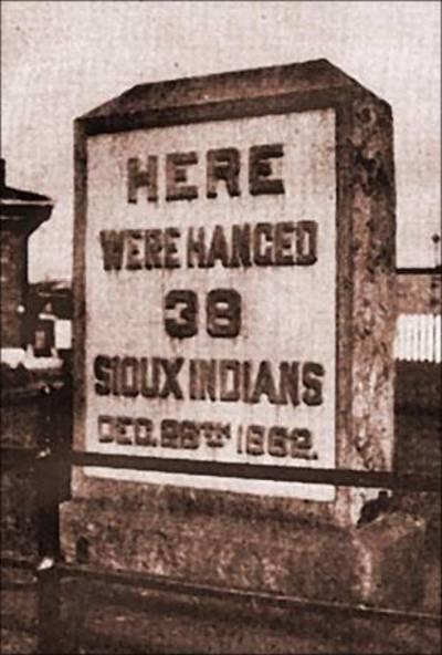 The Dakota War of 1862:The Monument