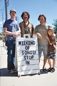 Weekend of Songs Festival