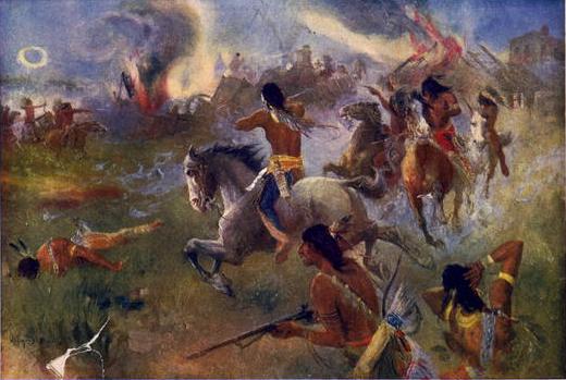 The Dakota War of 1862: The War Begins