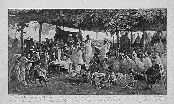 The Dakota War of 1862:The Treaties