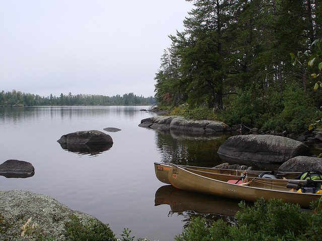 BWCAW Land Exchange—Another Failed Effort?