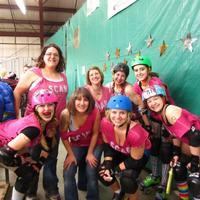 The St. Cloud Area Roller Dolls . . . SCAR Dolls!