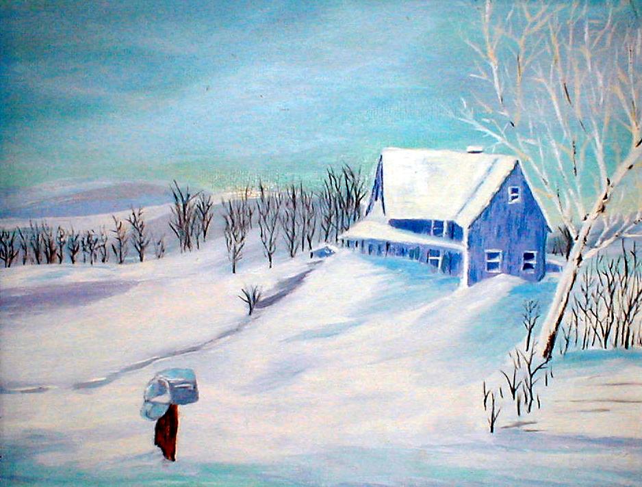 Painter, Marion Schroeder