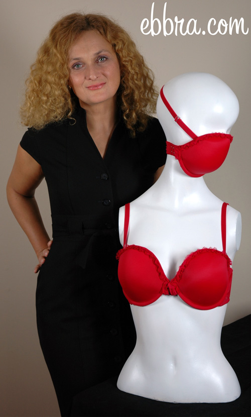 Besides looking good, the Emergency Bra could save your life