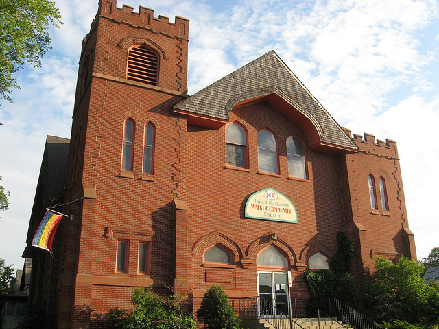 Walker Church: a gathering place for worship, community and social justice