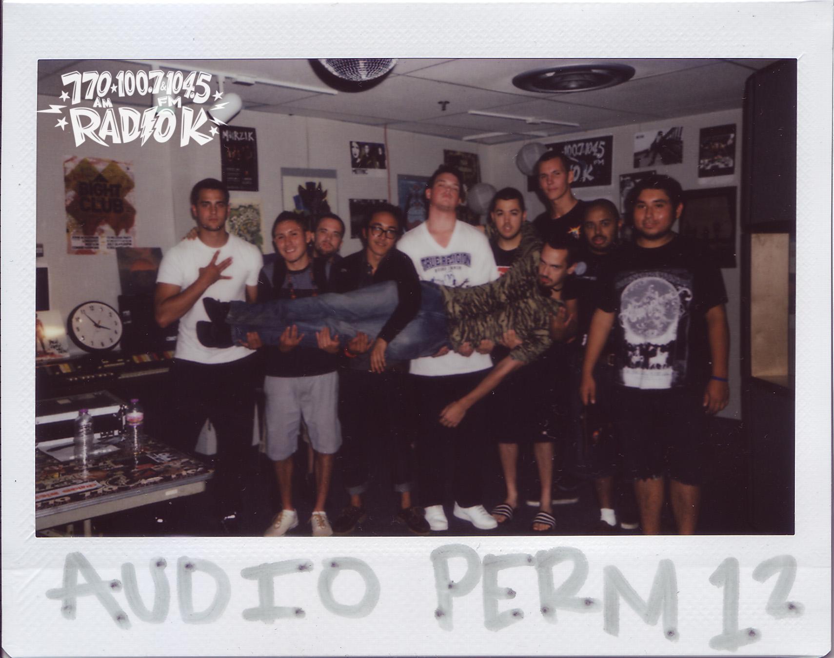 Audio Perm