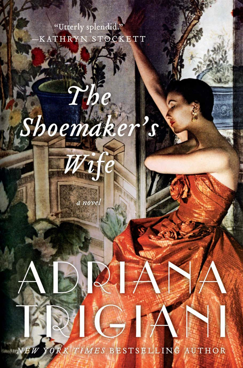 """Culturology: """"The Shoemaker's Wife"""" – Author Adriana Trigiani talks to Heidi Holtan in a Real Good Words interview."""