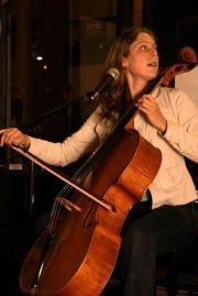 Centerstage Minnesota: Sam Miltich Interviews Jazz Cellist Martha Larson and Anton Treuer talks music with NPR's Michelle Martin