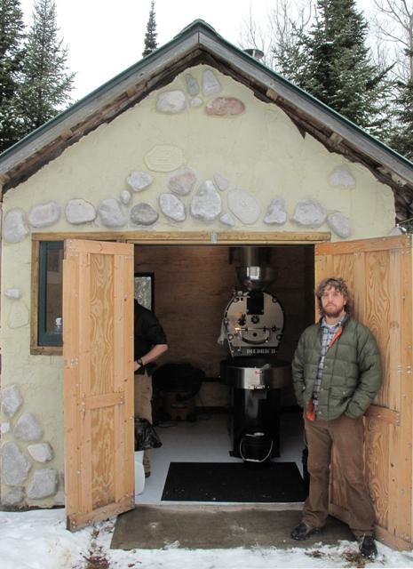 Behind the Work: Joshua Lindstrom of Fika Coffee