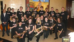 South High Jazz Ensembles 1 & 2 with songs from the Fall 2010 concert.