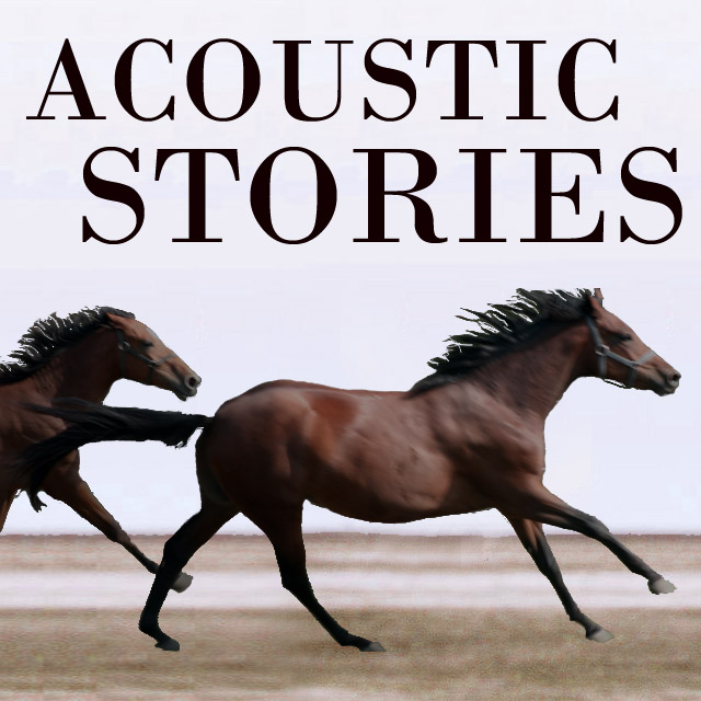 """Acoustic Stories : Aaron Brown : """"Encouragement for the very young may sound unfocused."""""""