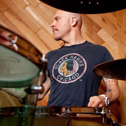 Centerstage Minnesota: Jazz drummer Dave King  joins Charlie Pulkrabek