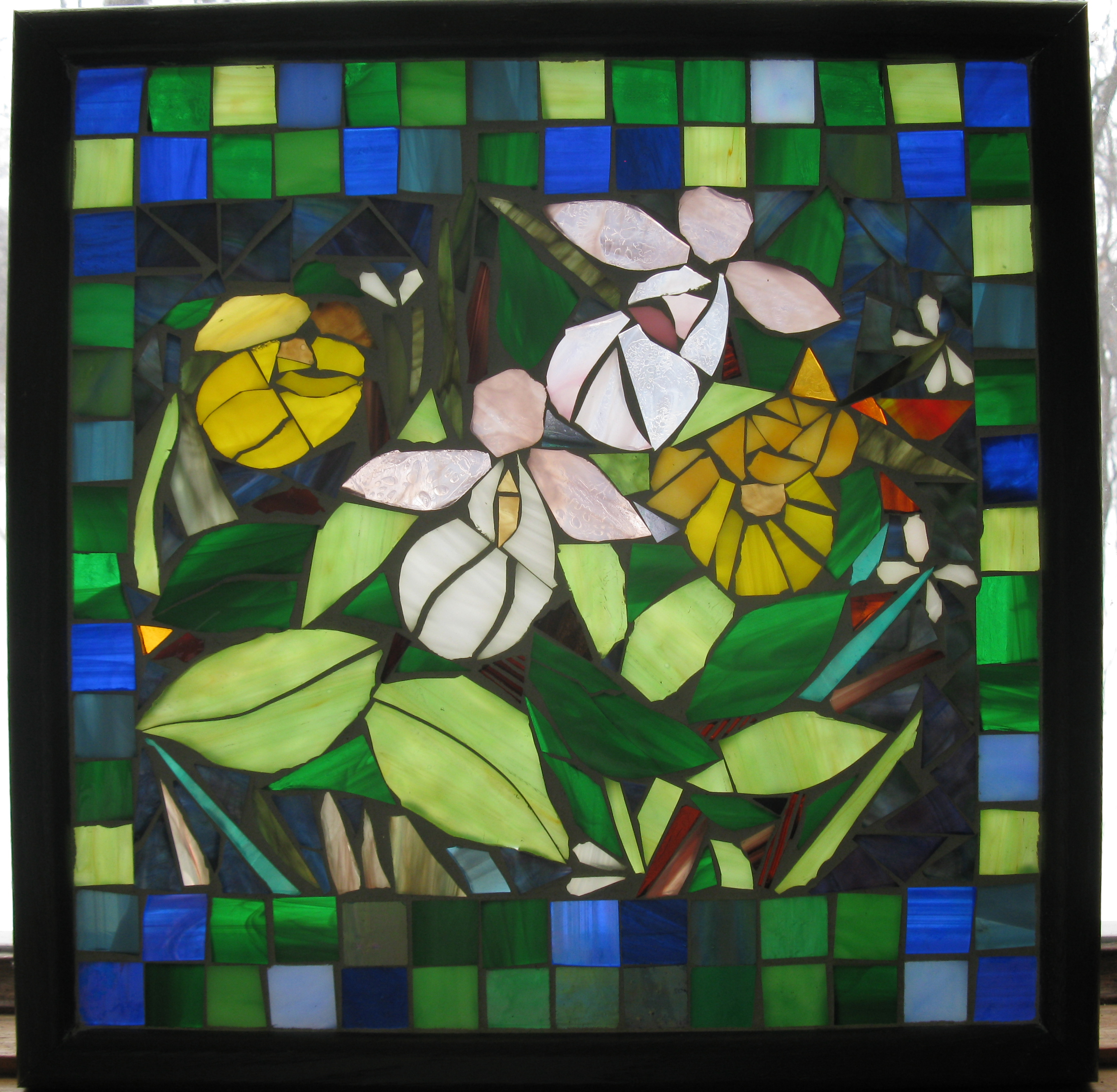 Judy Sorum, Glowing Stained Glass