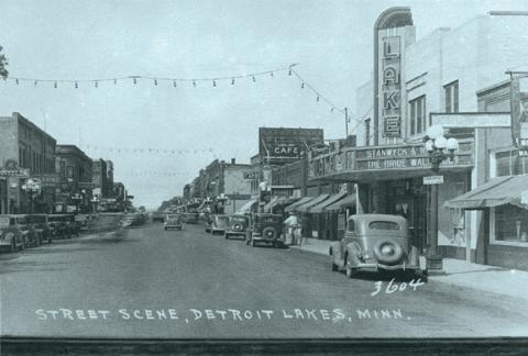 Scrapbook Becker County History Page Twelve