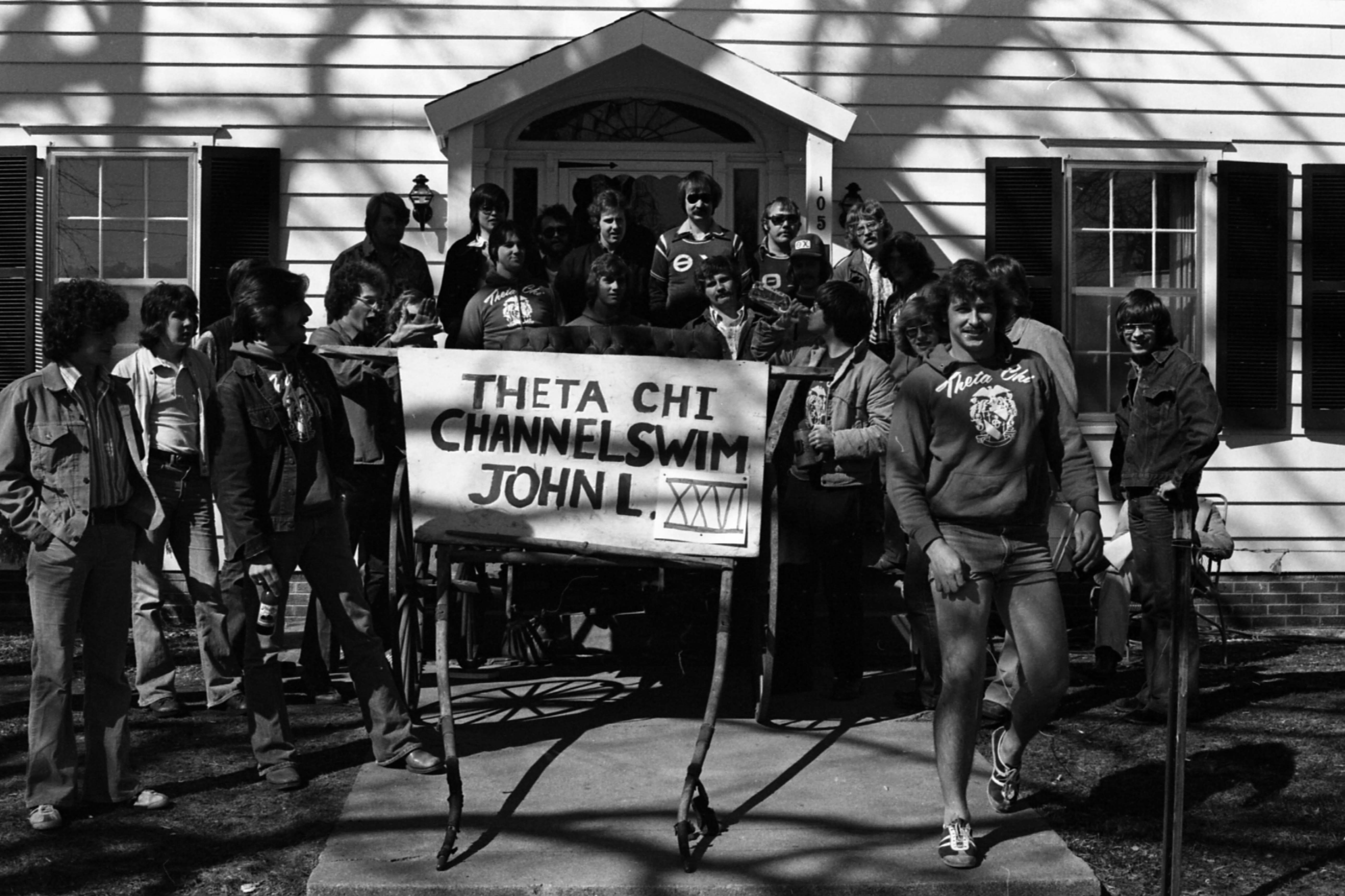 SCSU Archives: Day of Peace, Mississippi Swim, and Sinclair Lewis