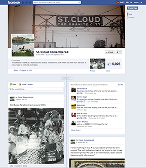 St. Cloud Remembered on Facebook