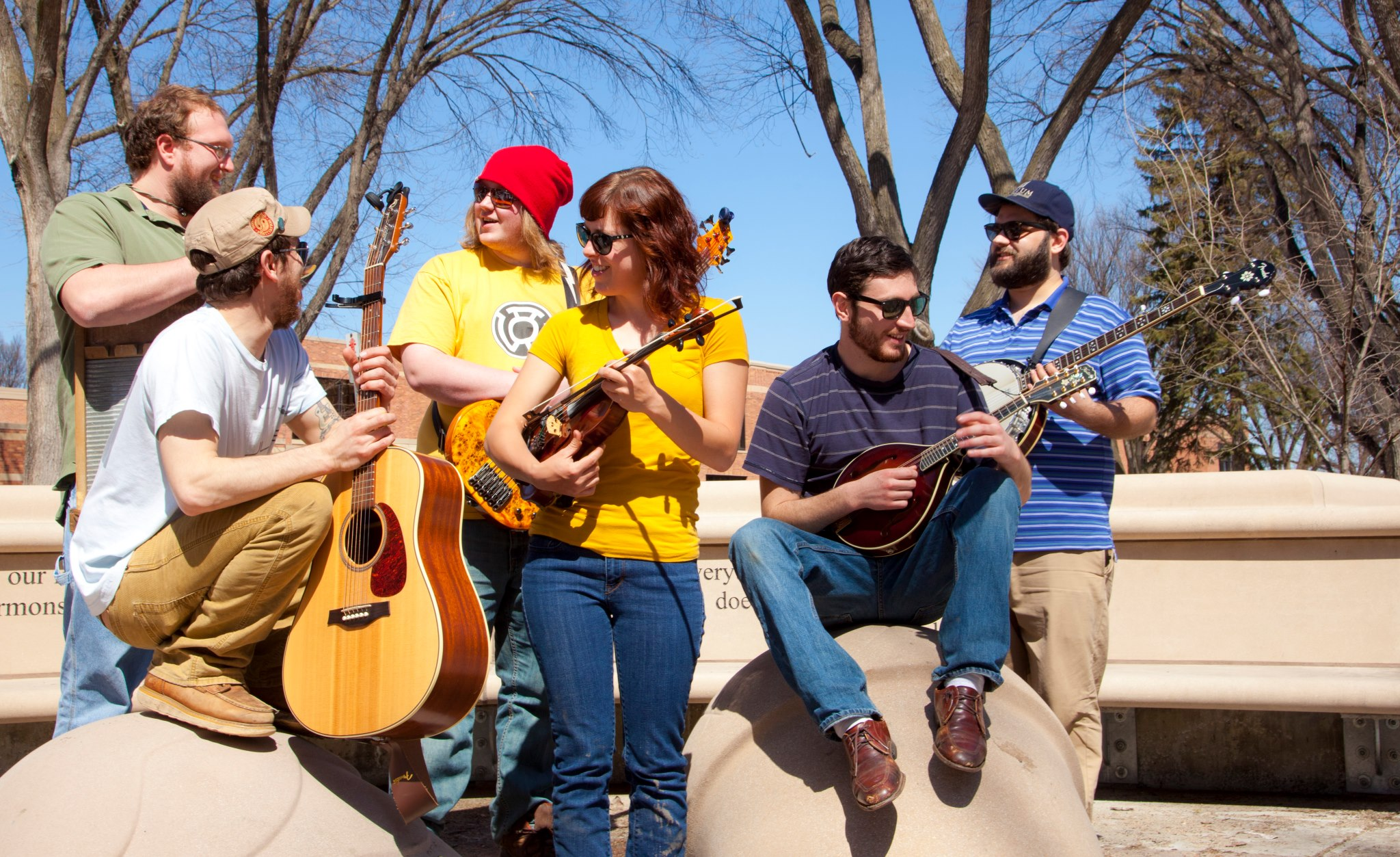 The Live Feed Presents: Black River Revue