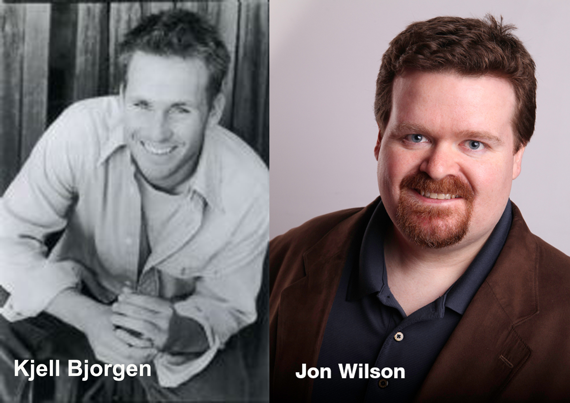 The Live Feed Presents: The Comedy of Kjell Bjorgen and Jon Wilson