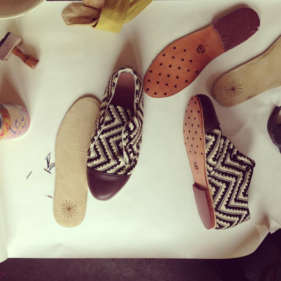 Ina Grau handmade shoes