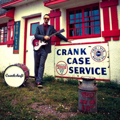 "Centerstage Minnesota: Alex ""Crankshaft"" Larson"" of Crankshaft and the Gear Grinders talks to Charlie Pulkrabek"