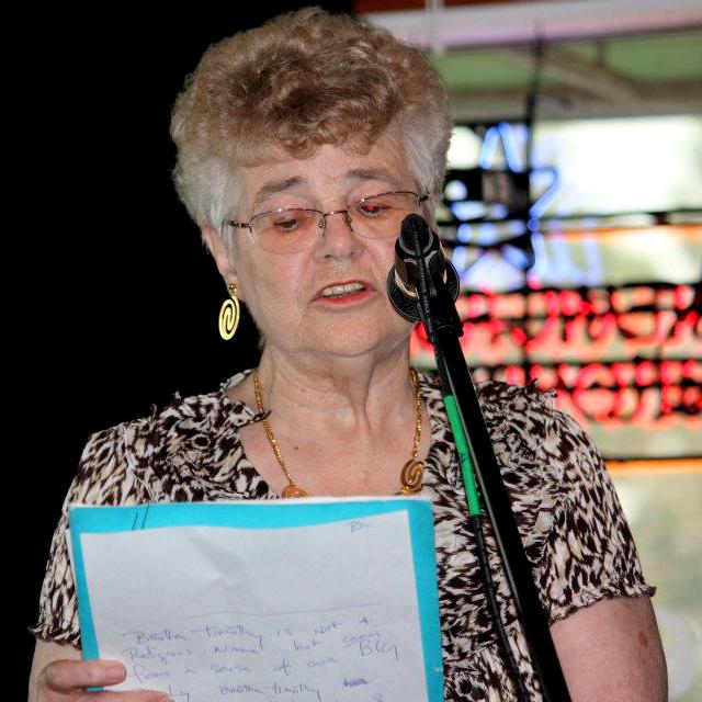 Culturology: Brainerd Poet Doris Stengel Reads Her Poetry and Talks To  Heidi Holtan