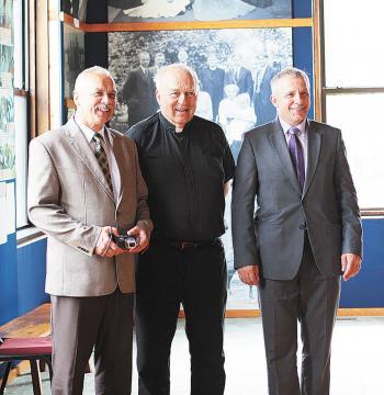 The Winona Works Project: Father Paul Breza