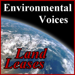 Leech Lake Reservation Land Leases