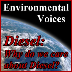 Diesel: Why Do We Care About Diesel