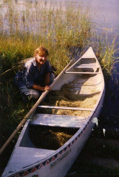 Susan Zimmerman on Wild Rice