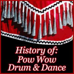 Random Thougts: History of Drum and Dance Program