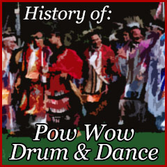 Personal Experience at the Pow Wow