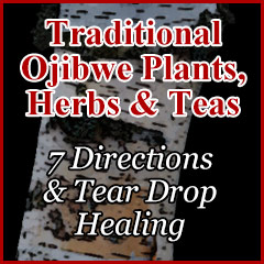 7 Directions and a Tear Drop Healing