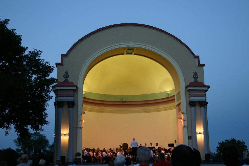 The Winona Municipal Band 2013 Season, Week 10