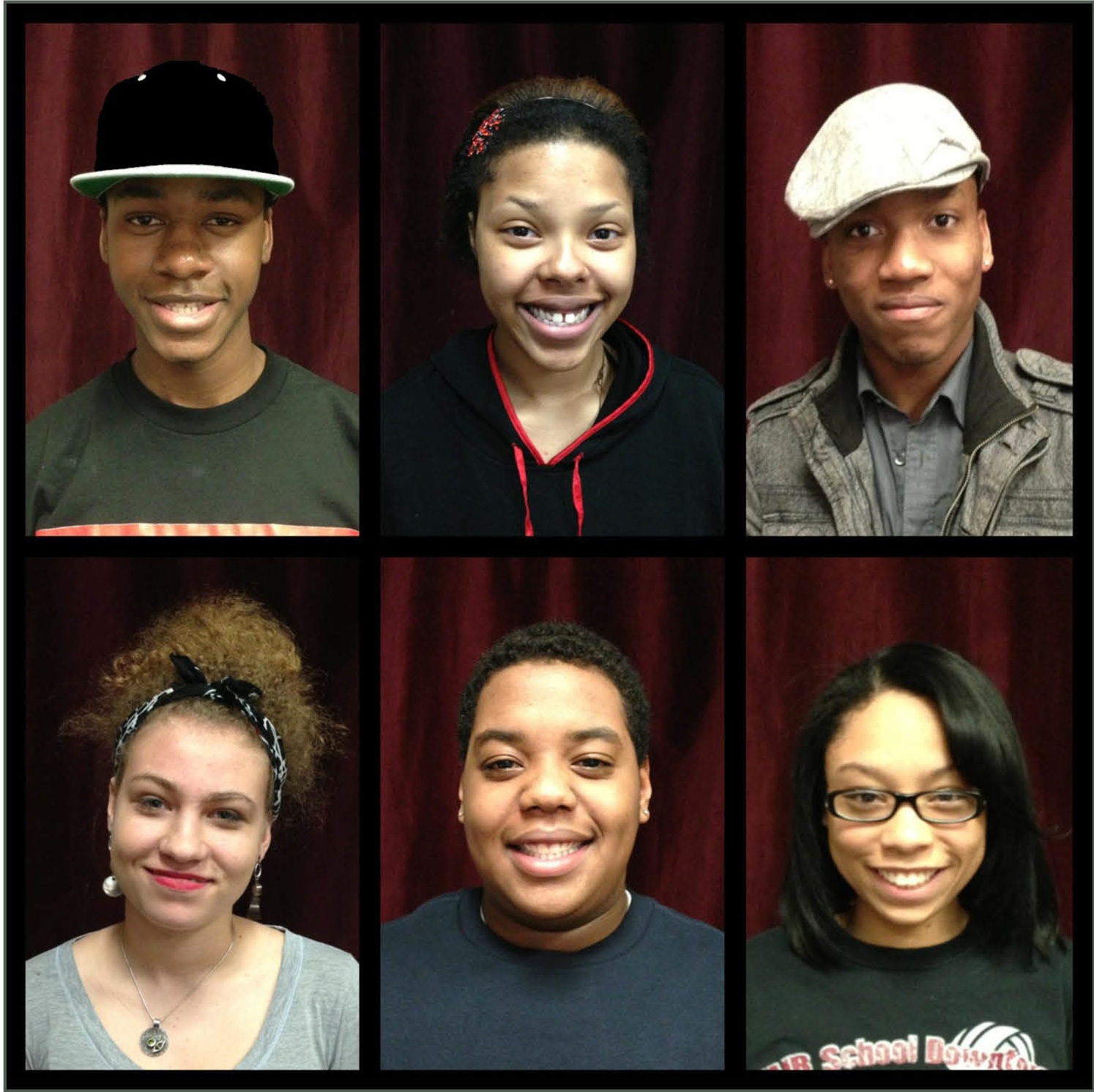 Youth poets at Capri Theater