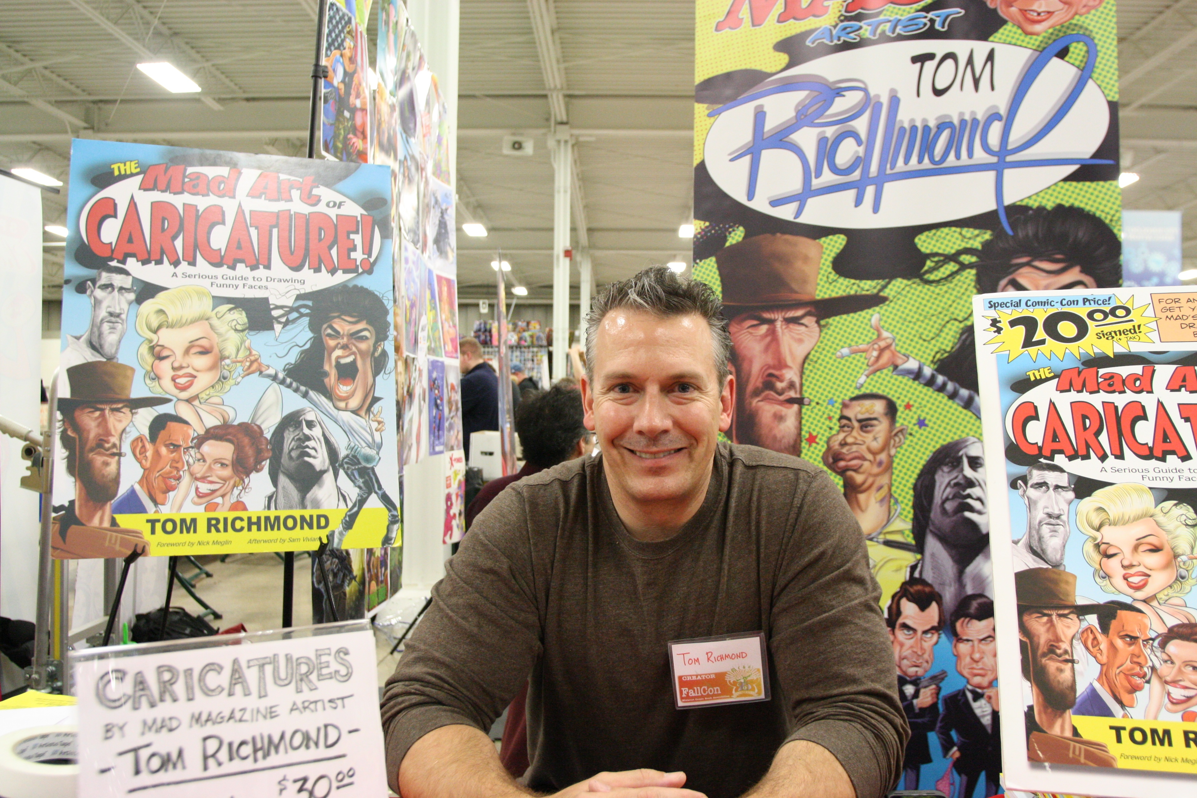The Art of Caricature with Tom Richmond