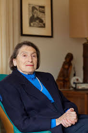 Holocaust survivor and literary translator Dora Zaidenweber shares her story