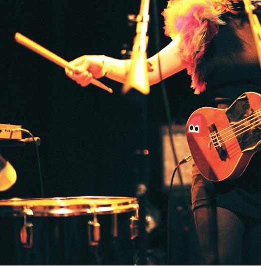 Culture Queue: Bringing Music to Life