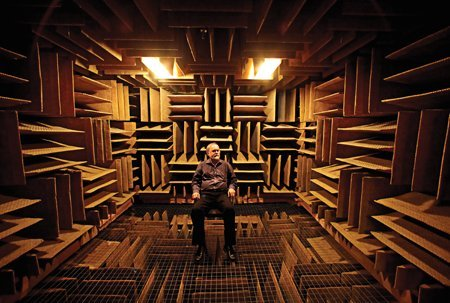 Orfield Labs and the Anechoic Test Chamber