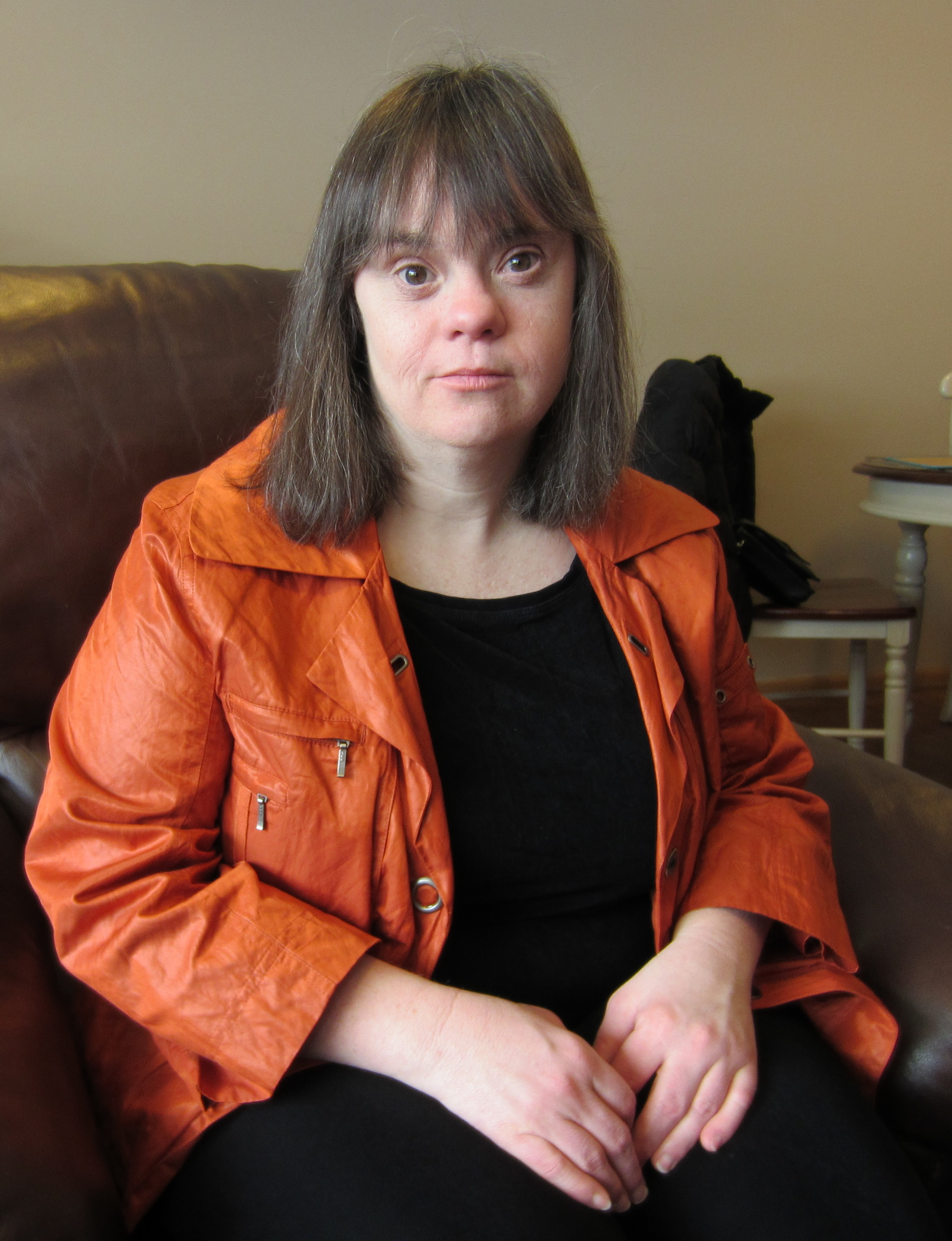 Peggy's Dreams: Living life with Down syndrome