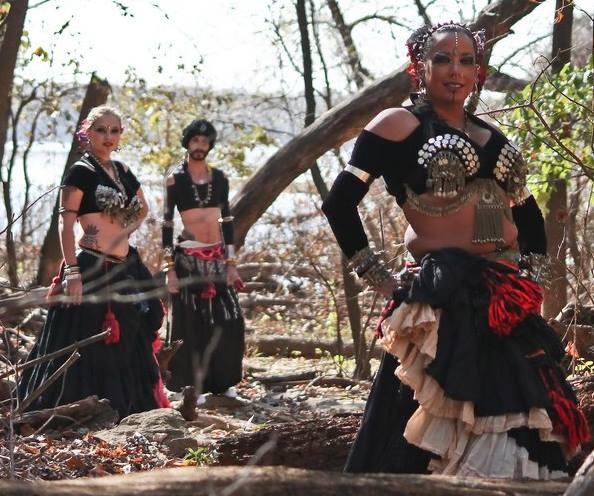 The Art of Tribal Style Dancer, Cyndi Cyreigna