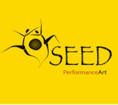 """SEED Performance Art's """"Blank Page"""""""