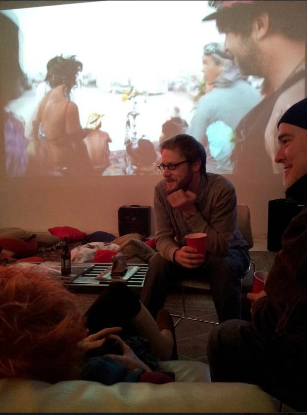 Casket Cinema combines entertainment and community enagement