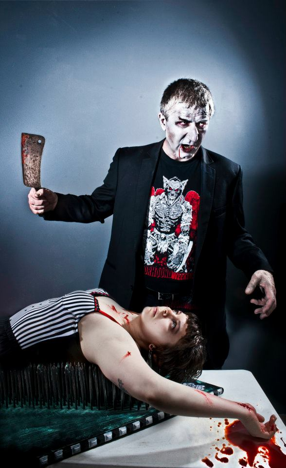 The Art of Switchblade Sideshow