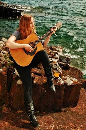 Musician Maria Nickolay makes Roadhouse debut