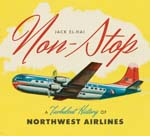 """""""Non-Stop: A Turbulent History of Northwest Airlines"""" by Jack El-Hai"""