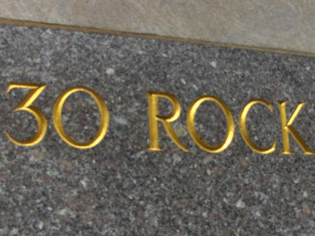 Culture Queue: 30 Rock Radio Play