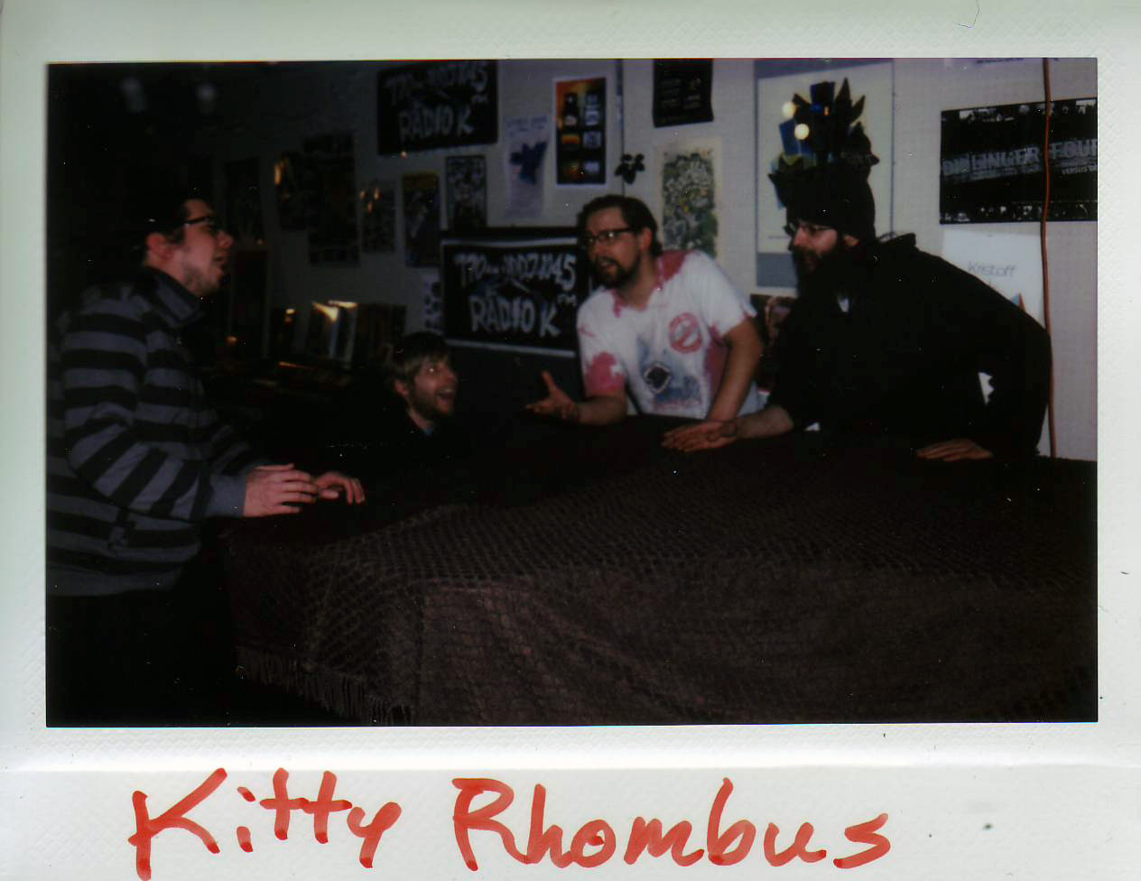 Kitty Rhombus